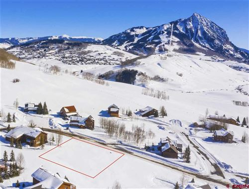 Photo of 467 Meridian Lake Park Drive, Mt. Crested Butte, CO 81225 (MLS # 765969)