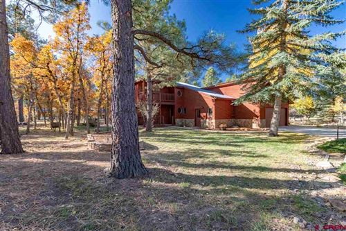 Photo of 53 Stone Court, Pagosa Springs, CO 81147 (MLS # 764970)