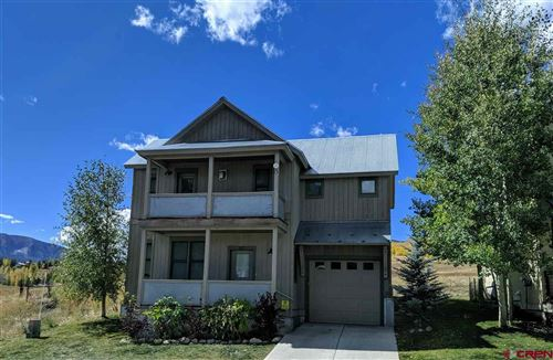 Photo of 312 Horseshoe Drive, Mt. Crested Butte, CO 81225 (MLS # 764981)