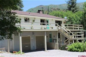 Photo for 49 Whispering Pines Drive, Ouray, CO 81427 (MLS # 746982)
