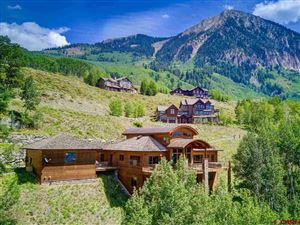 Photo for 4 Peakview Drive, Mt. Crested Butte, CO 81225 (MLS # 750982)