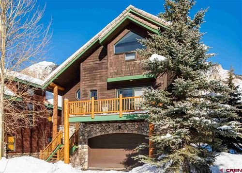 Photo of 68 Birdie Way, Crested Butte, CO 81224 (MLS # 765991)