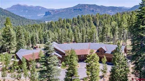 Photo of 973 Wolf Creek Place, Pagosa Springs, CO 81147 (MLS # 771996)