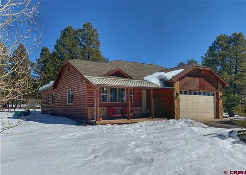 Photo of 1501 Lake Forest Circle, Pagosa Springs, CO 81147 (MLS # 778996)