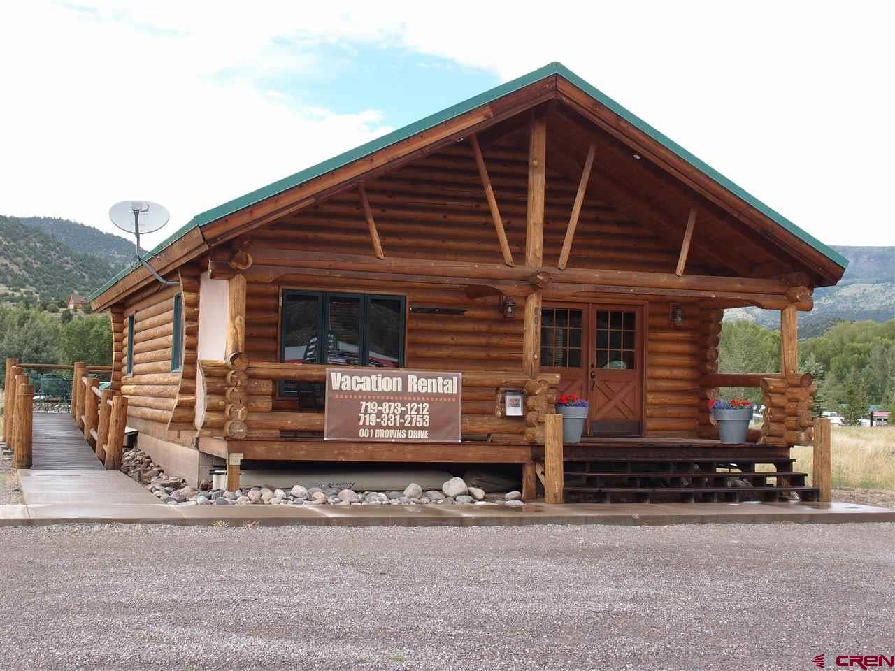 Photo of 0001 Browns Dr., South Fork, CO 81154 (MLS # 765998)