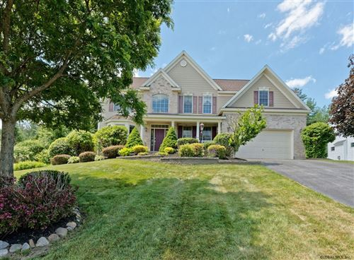 Photo of 36 OUTLOOK DR SOUTH, Halfmoon, NY 12118 (MLS # 202020051)