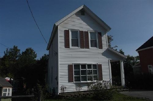 Photo of 142 WEST ST, Gloversville, NY 12078 (MLS # 202029052)