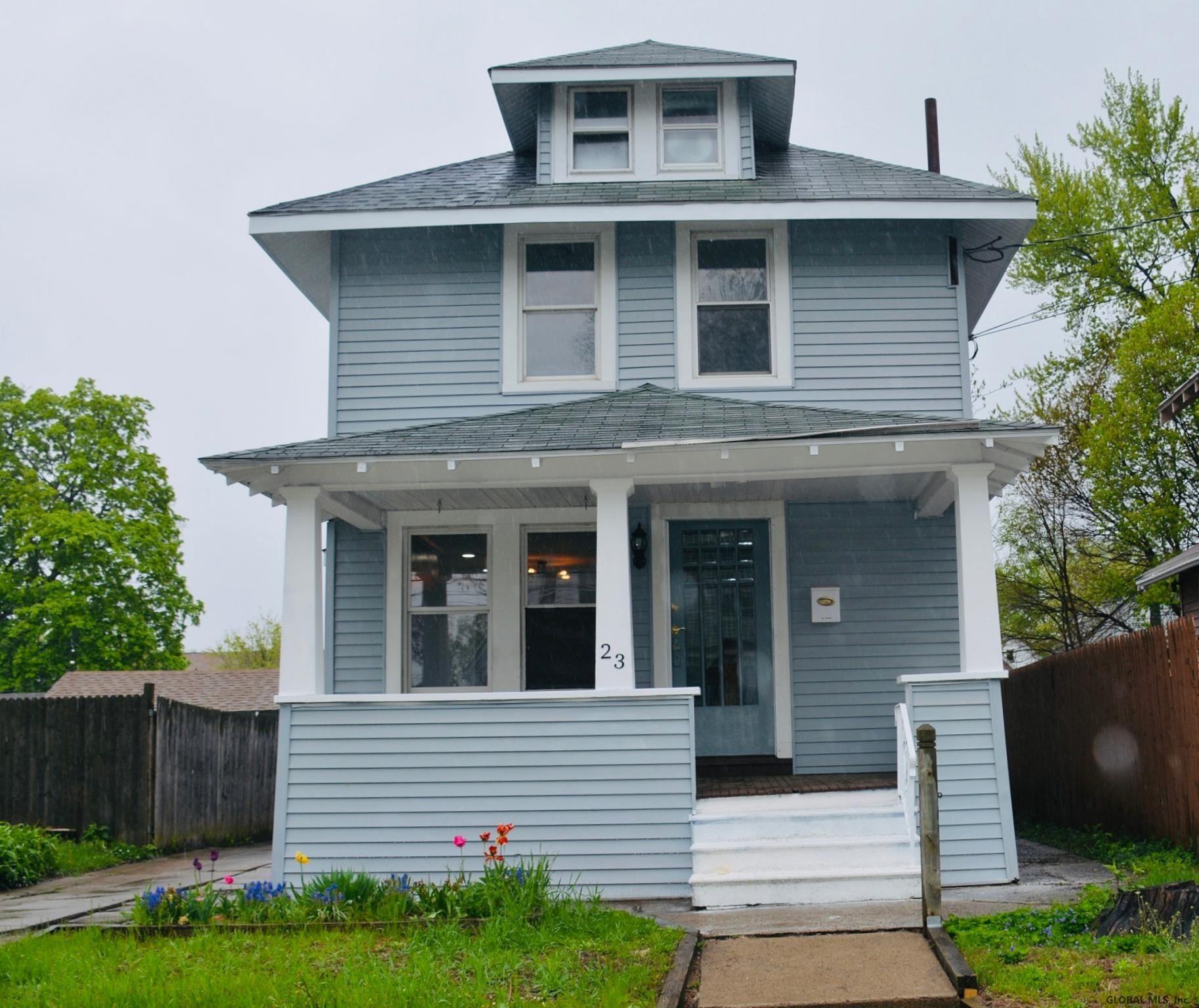 23 FRANK ST, Schenectady, NY 12304-3106 - #: 202118065