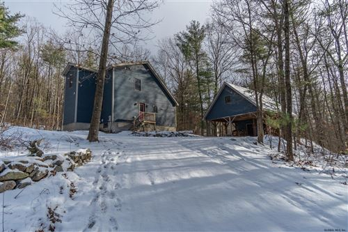 Photo of 130 RABBIT RD, Greenwich TOV, NY 12834 (MLS # 202111114)