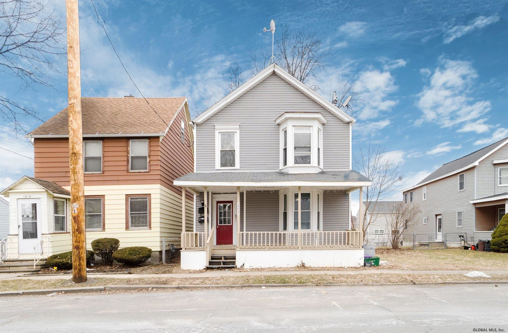 1321 8TH AV, Watervliet, NY 12189 - #: 202114121