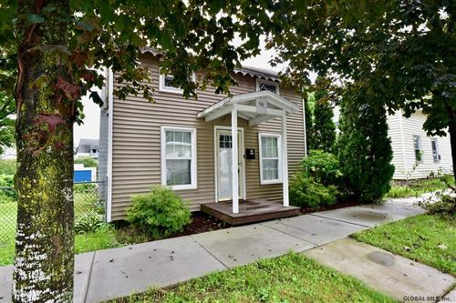 Photo of 96 PEARL ST, Schuylerville, NY 12871 (MLS # 202128159)