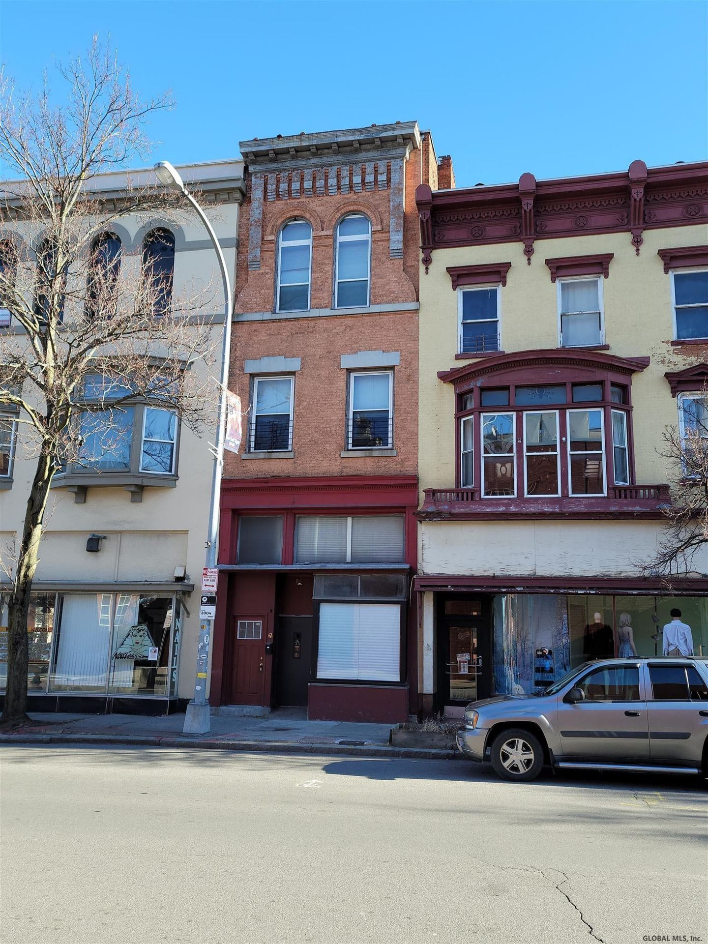 42 4TH ST, Troy, NY 12180 - #: 202110192