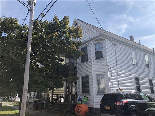 Photo of 60 MCELWAIN AV, Cohoes, NY 12047 (MLS # 202031193)