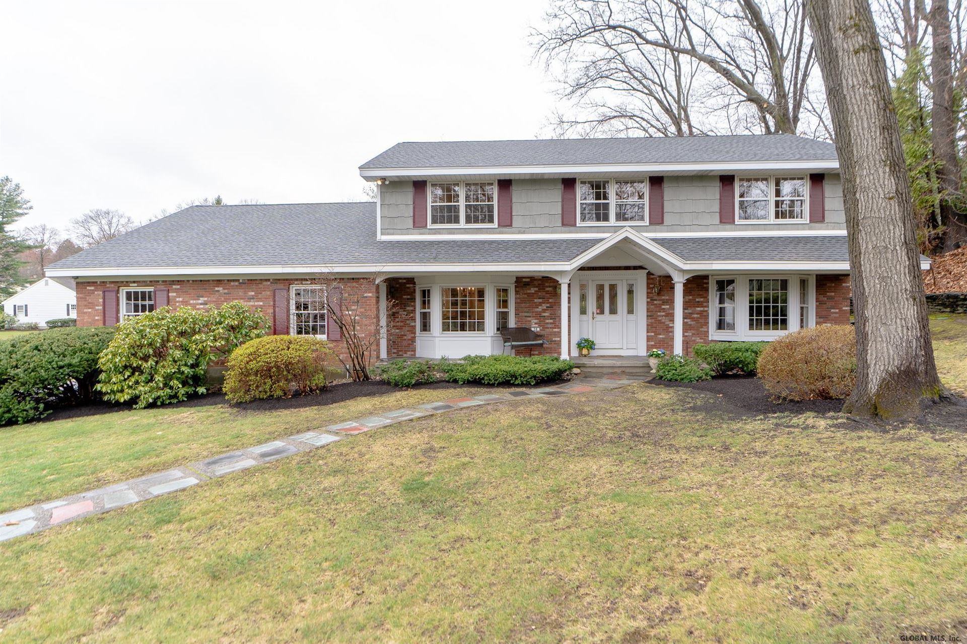 38 FOLMSBEE DR, Menands, NY 12204-1222 - #: 202115201