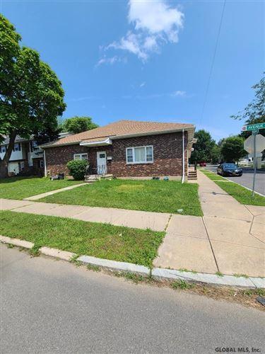 Photo of 1604 AVENUE B, Schenectady, NY 12308-2228 (MLS # 202129241)