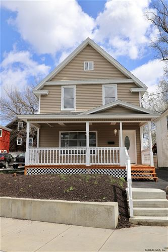 Photo of 417 SECOND ST, Schenectady, NY 12306 (MLS # 202116283)