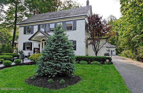 Photo of 1452 WENDELL AV, Schenectady, NY 12308-2421 (MLS # 202115287)