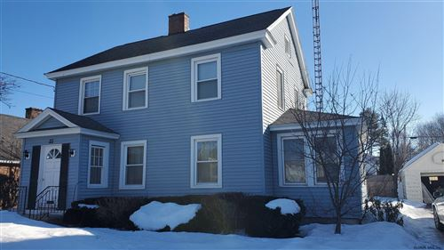 Photo of 20 EAST BLVD, Gloversville, NY 12078 (MLS # 202113324)