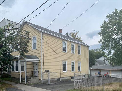 Photo of 77 JACKSON AV, Cohoes, NY 12047-3320 (MLS # 202030351)
