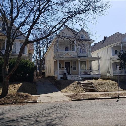 Photo of 1046 PARK AV, Schenectady, NY 12308 (MLS # 202114373)