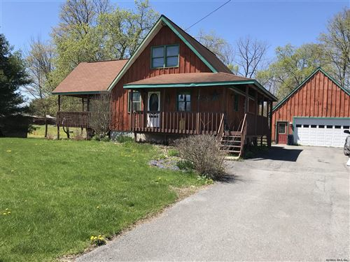 Photo of 39 THOMAS RD, Fort Ann, NY 12827 (MLS # 202117386)