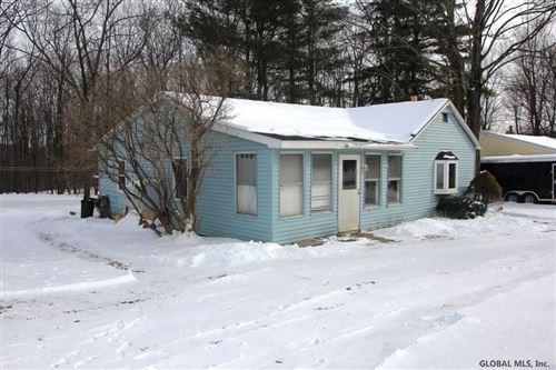 Photo of 158 BEECHWOOD RD, Sharon Springs, NY 13459 (MLS # 202011420)