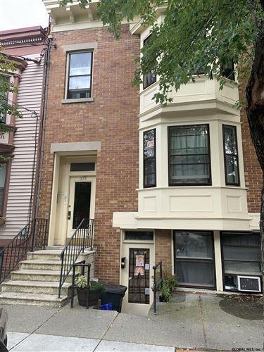 Photo of 373 HAMILTON ST, Albany, NY 12210 (MLS # 202129425)