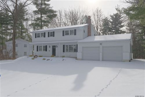 Photo of 11 ROLLING BROOK CT, Clifton Park, NY 12065 (MLS # 202011440)