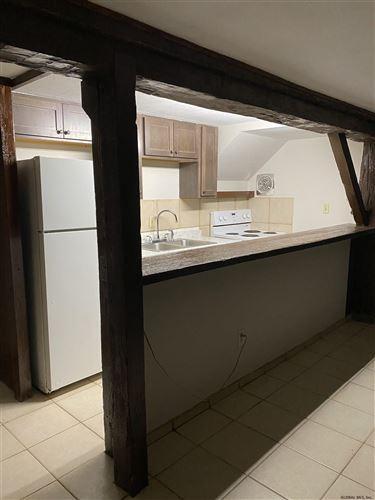 Photo of 36 MALTAVILLE RD #1st Floor, Mechanicville, NY 12118 (MLS # 202011464)