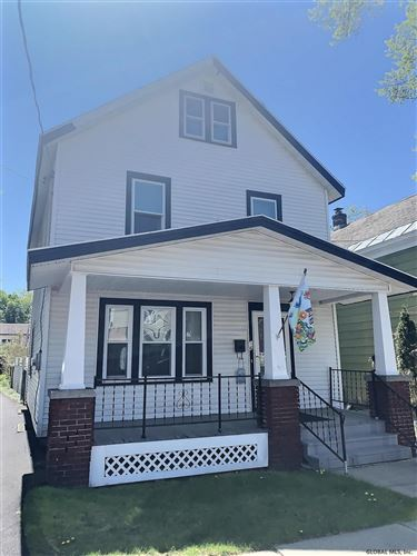 Photo of 16 CORNELL ST, Schenectady, NY 12304-1416 (MLS # 202118482)