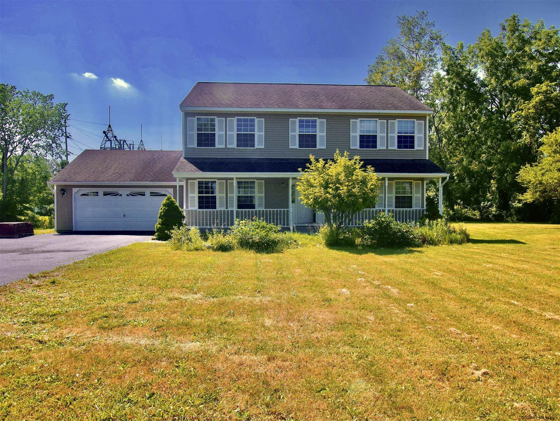 578 COLUMBIA ST EXT, Colonie, NY 12047 - #: 202122487