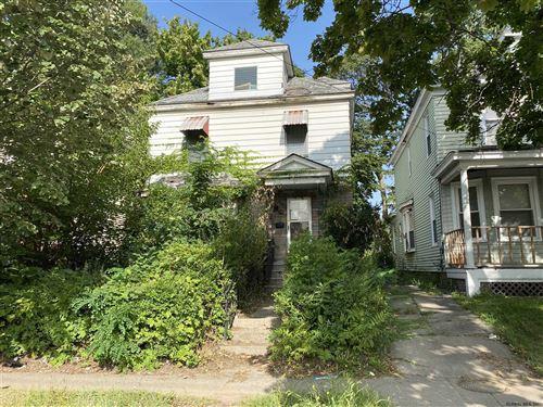 Photo of 719 MCCLELLAN ST, Schenectady, NY 12304 (MLS # 202033507)
