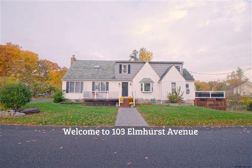Photo of 103 ELMHURST AV, Rensselaer, NY 12144 (MLS # 202031536)