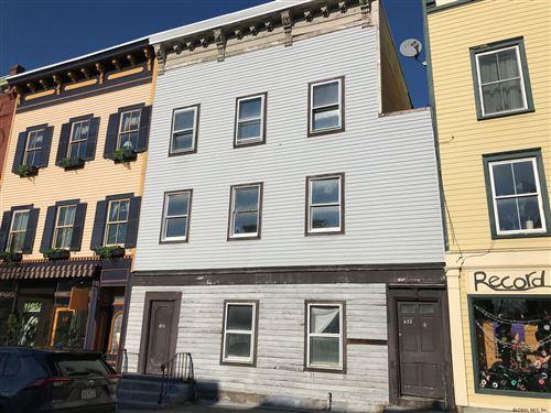 Photo of 432 WARREN ST, Hudson, NY 12534 (MLS # 202015615)