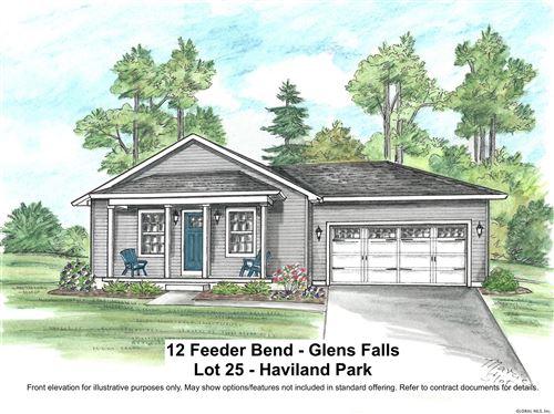 Photo of 12 FEEDER BEND, Glens Falls, NY 12801 (MLS # 202034617)