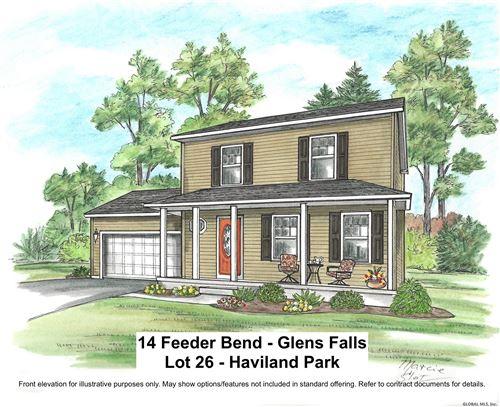 Photo of 14 FEEDER BEND, Glens Falls, NY 12801 (MLS # 202034618)