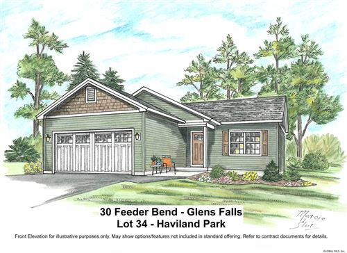Photo of 30 FEEDER BEND, Glens Falls, NY 12801 (MLS # 202034620)