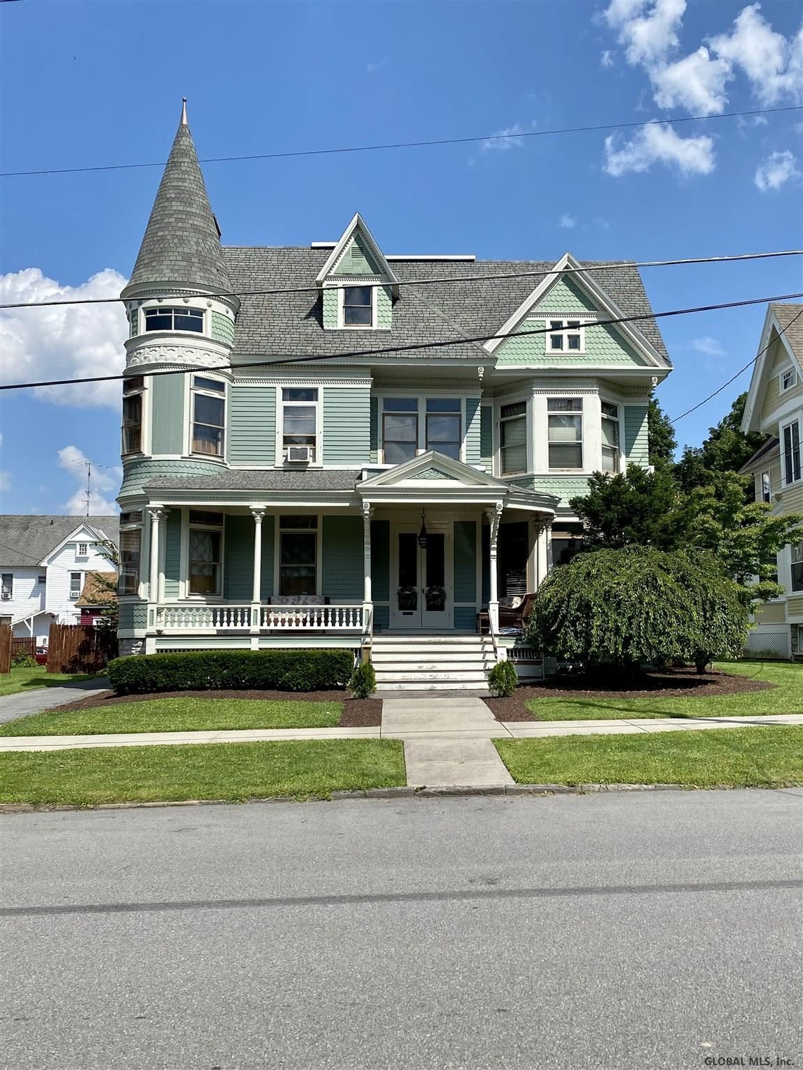 102 SOUTH WILLIAM ST, Johnstown, NY 12095 - MLS#: 202125630