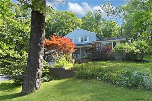 Photo of 3553 EAST LYDIUS ST, Guilderland TOV, NY 12303 (MLS # 202124635)