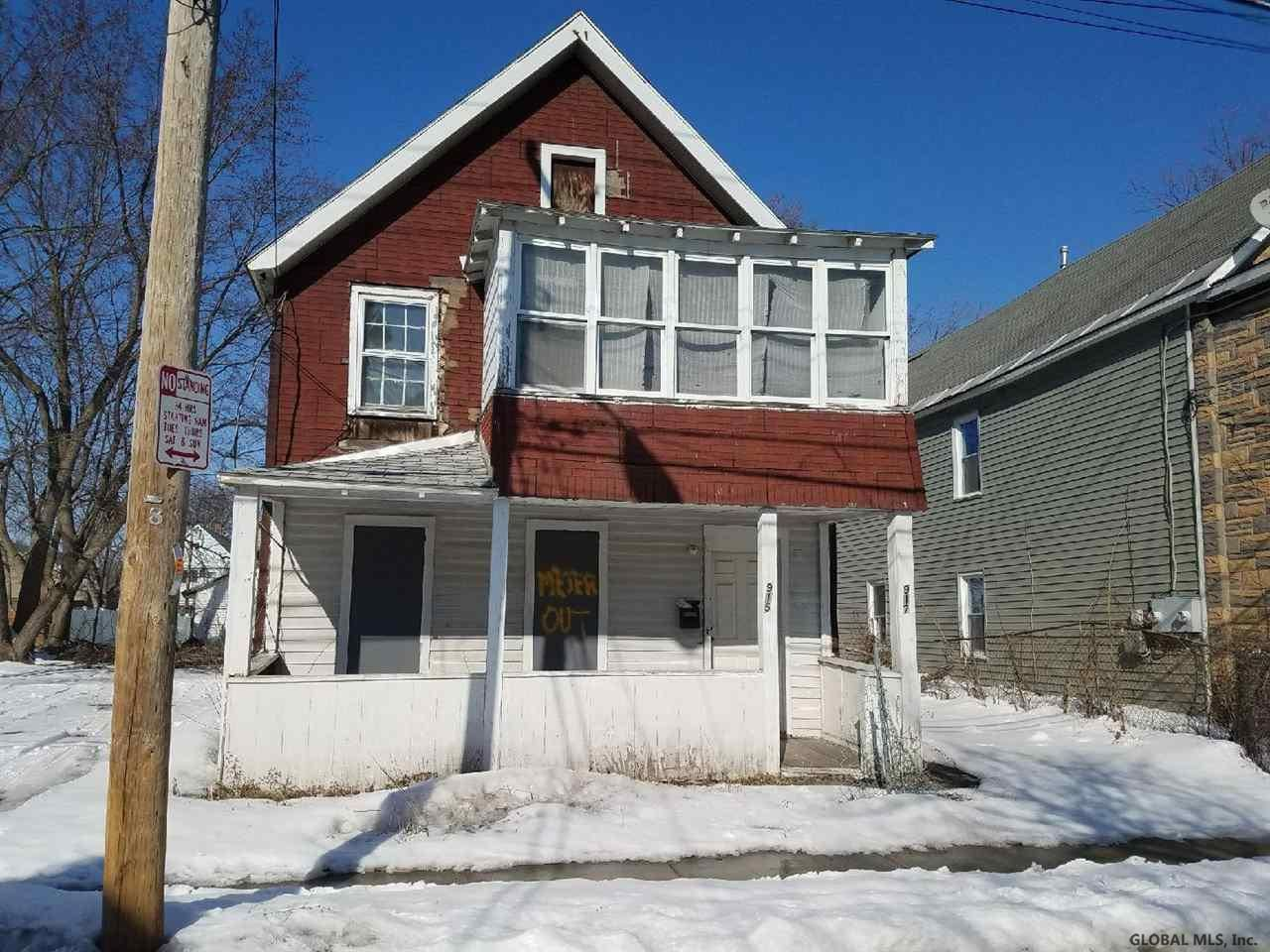 915-917 STRONG ST, Schenectady, NY 12307 - MLS#: 201913638
