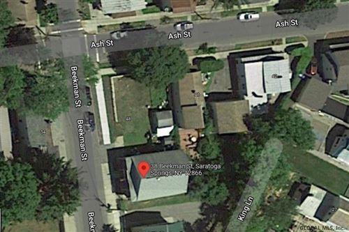 Photo of 38 BEEKMAN ST, Saratoga Springs, NY 12866 (MLS # 202127647)
