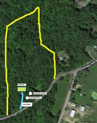 Photo of 00 SETTLES HILL RD, Altamont, NY 12009 (MLS # 202127666)