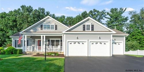 Photo of 19 STABLEGATE DR, Clifton Park, NY 12065-6796 (MLS # 202130672)