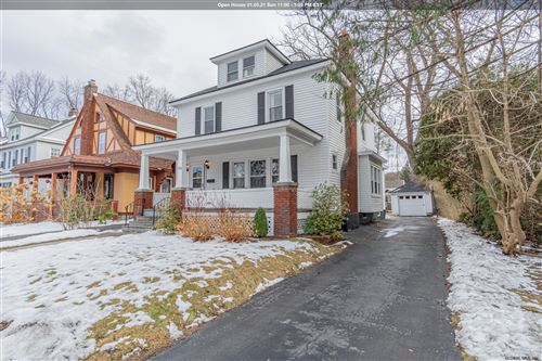Photo of 714 DECAMP AVE, Schenectady, NY 12309 (MLS # 202011675)
