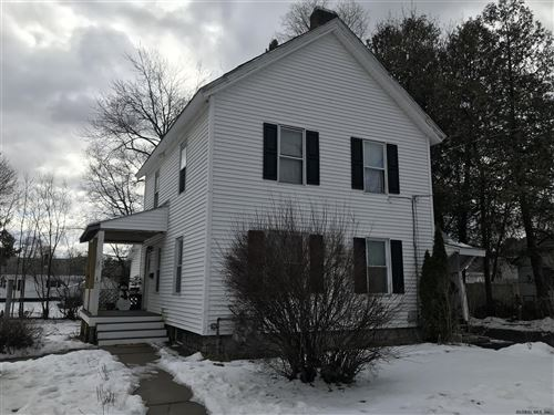 Photo of 62 WILSON ST, South Glens Falls, NY 12803 (MLS # 202011717)