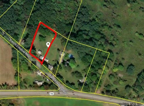 Photo of 6314 FRENCHS HOLLOW RD, Altamont, NY 12009 (MLS # 202032717)