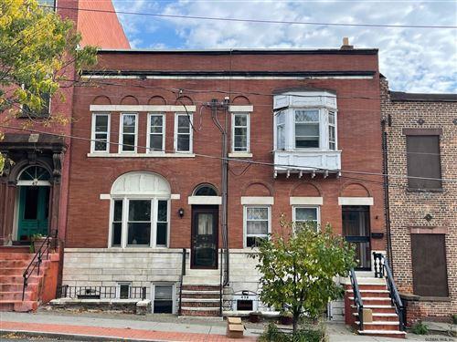 Photo of 43 TEN BROECK ST, Albany, NY 12210 (MLS # 202130754)