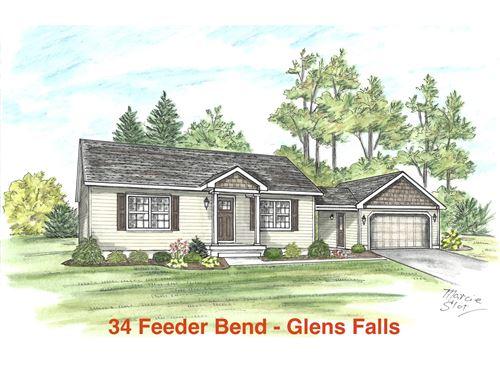 Photo of 34 FEEDER BEND, Glens Falls, NY 12801 (MLS # 202015763)