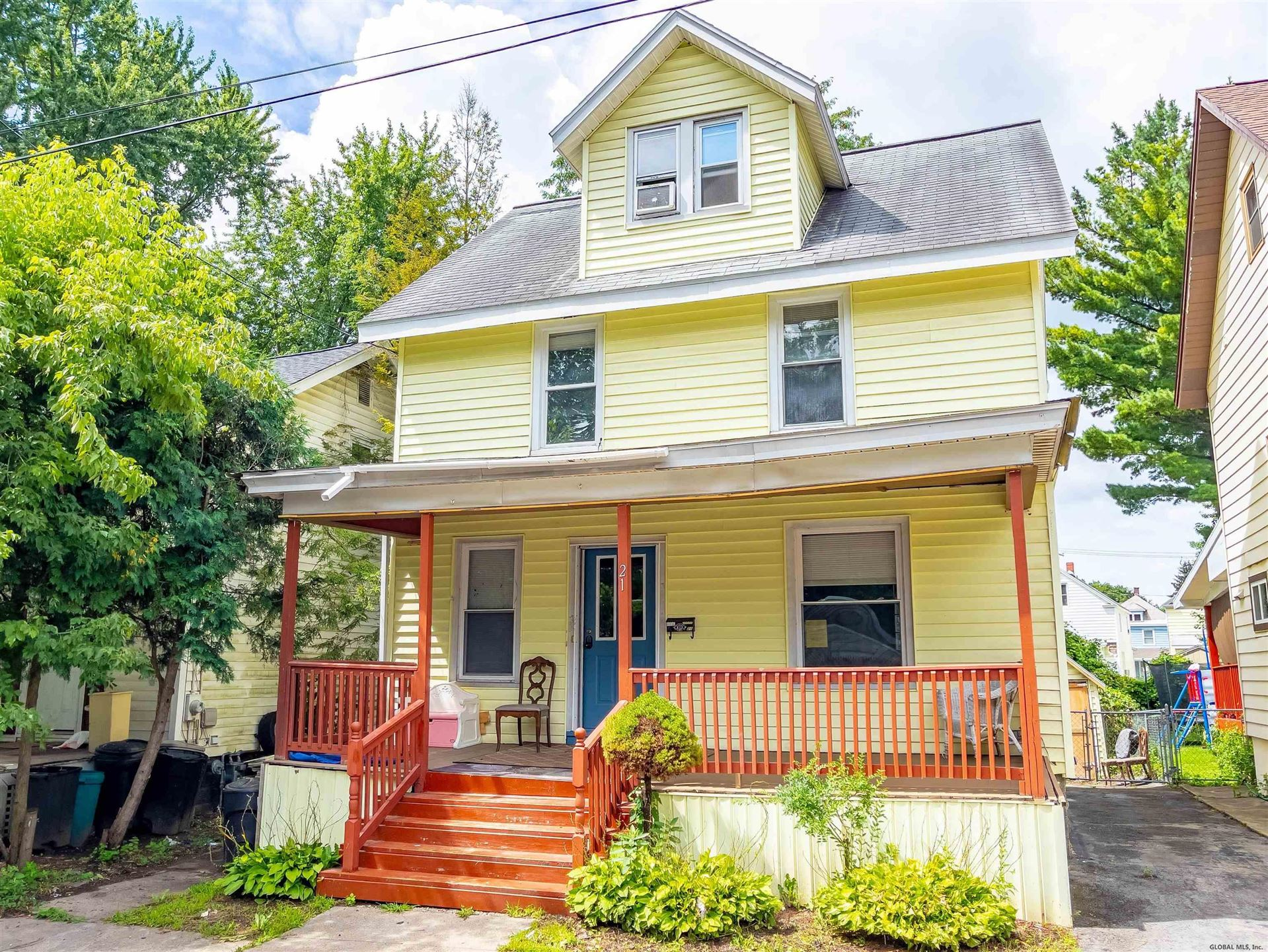 21 MANCHESTER RD, Schenectady, NY 12308 - #: 202126888
