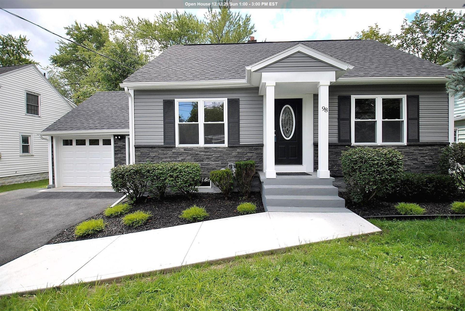 98 NEW SHAKER RD, Colonie, NY 12205 - #: 202127892